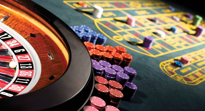 Pro At Online Casino Gaming